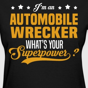 Automobile Wrecker T-Shirts - Women's T-Shirt