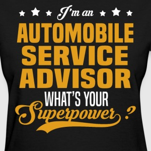 Automobile Service Advisor T-Shirts - Women's T-Shirt
