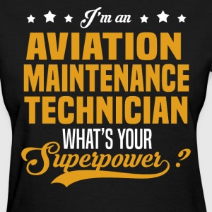 Aviation Maintenance Technician T-Shirts - Women's T-Shirt