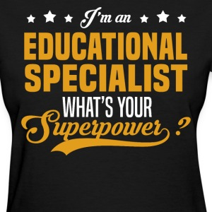 Educational Specialist T-Shirts - Women's T-Shirt