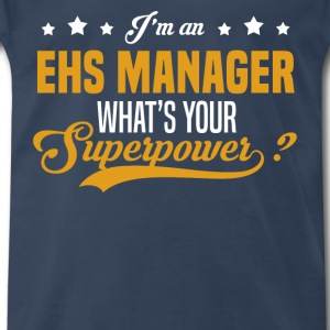 EHS Manager T-Shirts - Men's Premium T-Shirt