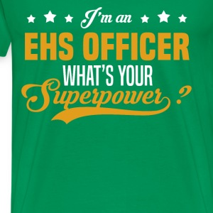 EHS Officer T-Shirts - Men's Premium T-Shirt