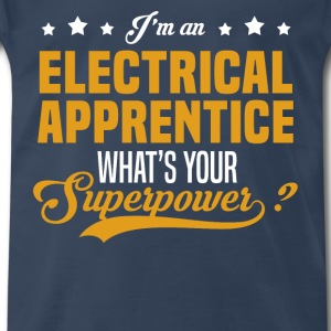 Electrical Apprentice T-Shirts - Men's Premium T-Shirt