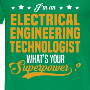 Electrical Engineering Technologist T-Shirts - Men's Premium T-Shirt