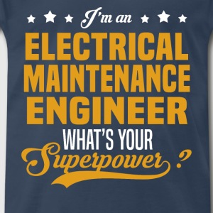 Electrical Maintenance Engineer T-Shirts - Men's Premium T-Shirt