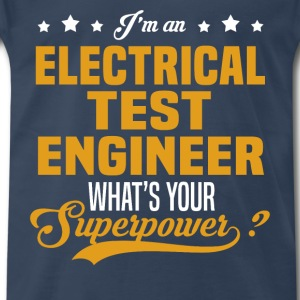 Electrical Test Engineer T-Shirts - Men's Premium T-Shirt