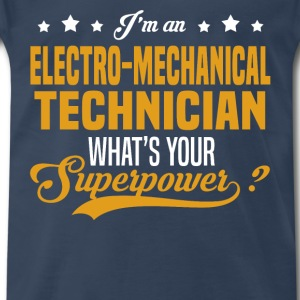 Electro-Mechanical Technician T-Shirts - Men's Premium T-Shirt