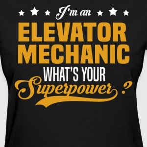 Elevator Mechanic T-Shirts - Women's T-Shirt