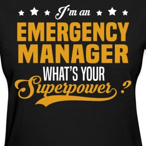 Emergency Manager T-Shirts - Women's T-Shirt