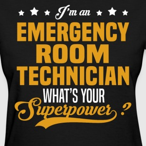 Emergency Room Technician T-Shirts - Women's T-Shirt