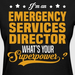 Emergency Services Director T-Shirts - Women's T-Shirt