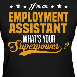 Employment Assistant T-Shirts - Women's T-Shirt