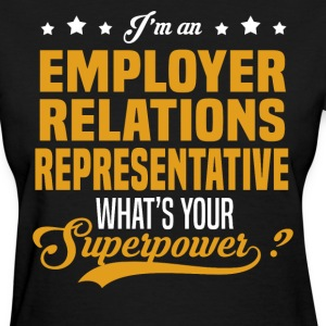 Employer Relations Representative T-Shirts - Women's T-Shirt