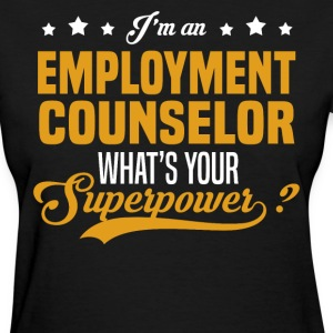 Employment Counselor T-Shirts - Women's T-Shirt