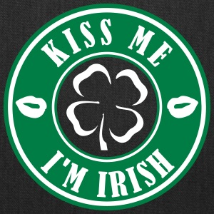 Kiss Me Im Irish Bags & backpacks - Tote Bag