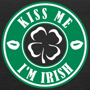 Kiss Me Im Irish Tanks - Women's Premium Tank Top