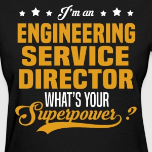 Engineering Service Director T-Shirts - Women's T-Shirt