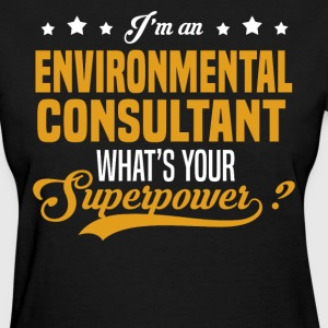 Environmental Consultant T-Shirts - Women's T-Shirt