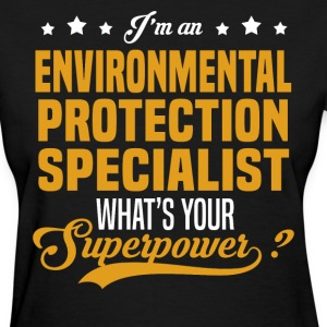 Environmental Protection Specialist T-Shirts - Women's T-Shirt