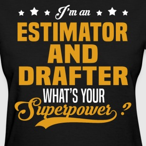Estimator And Drafter T-Shirts - Women's T-Shirt