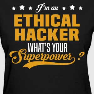 Ethical Hacker T-Shirts - Women's T-Shirt