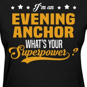 Evening Anchor T-Shirts - Women's T-Shirt