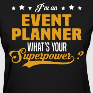 Event Planner T-Shirts - Women's T-Shirt