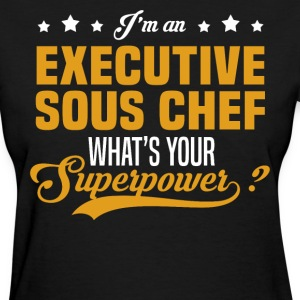Executive Sous Chef T-Shirts - Women's T-Shirt