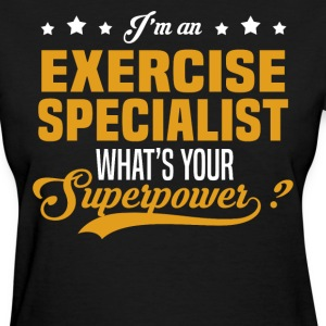 Exercise Specialist T-Shirts - Women's T-Shirt