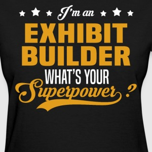 Exhibit Builder T-Shirts - Women's T-Shirt
