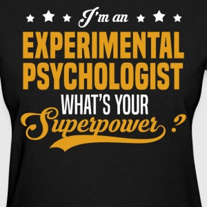 Experimental Psychologist T-Shirts - Women's T-Shirt