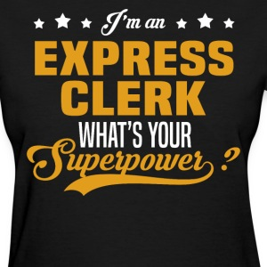 Express Clerk T-Shirts - Women's T-Shirt