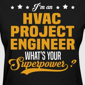 HVAC Project Engineer T-Shirts - Women's T-Shirt