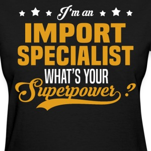 Import Specialist T-Shirts - Women's T-Shirt