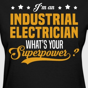 Industrial Electrician T-Shirts - Women's T-Shirt