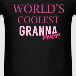 Granna - World's coolest Granna ever - Men's T-Shirt