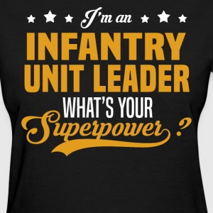 Infantry Unit Leader T-Shirts - Women's T-Shirt