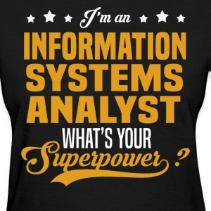 Information Systems Analyst T-Shirts - Women's T-Shirt