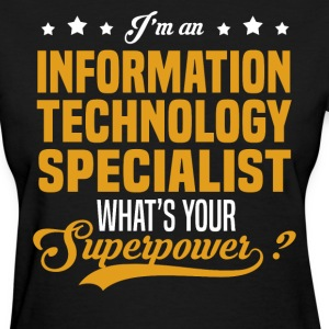 Information Technology Specialist T-Shirts - Women's T-Shirt