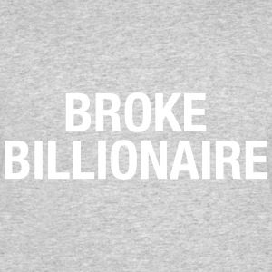 Broken Billionair - Men's 50/50 T-Shirt