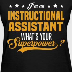Instructional Assistant T-Shirts - Women's T-Shirt