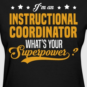 Instructional Coordinator T-Shirts - Women's T-Shirt