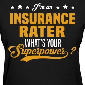 Insurance Rater T-Shirts - Women's T-Shirt