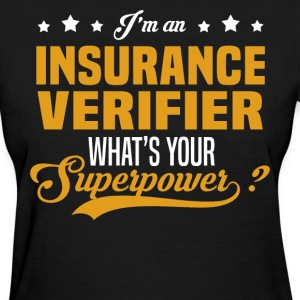 Insurance Verifier T-Shirts - Women's T-Shirt