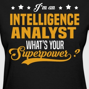 Intelligence Analyst T-Shirts - Women's T-Shirt