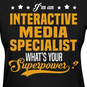 Interactive Media Specialist T-Shirts - Women's T-Shirt