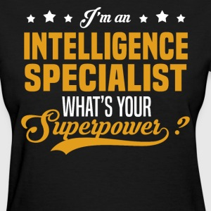Intelligence Specialist T-Shirts - Women's T-Shirt