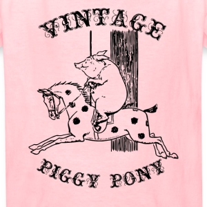 Smash Merry-Go-Round Piggy - Kids' T-Shirt