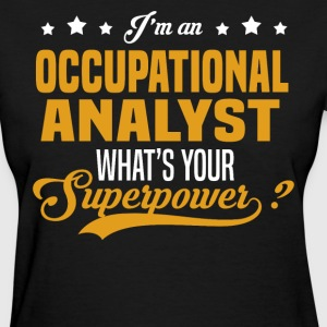 Occupational Analyst T-Shirts - Women's T-Shirt