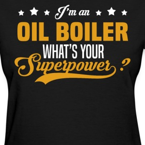 Oil Boiler T-Shirts - Women's T-Shirt